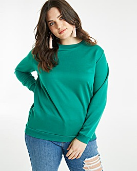 Soft Casual Sweatshirt