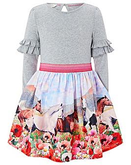 Monsoon Honey Horse 2 In 1 Dress
