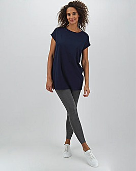 Petite Improved Jersey Stretch Leggings
