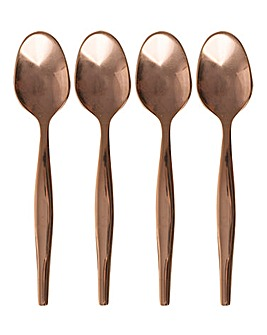La Cafetiere Copper Tea Spoons