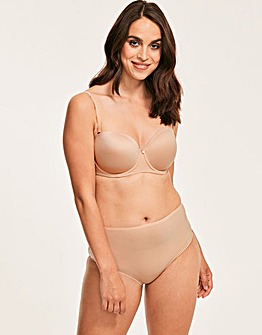Figleaves Smoothing Multiway Balcony Bra