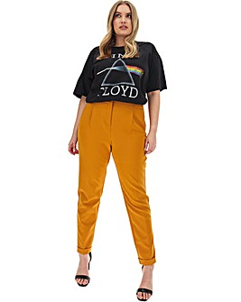 Mustard Victoria Everyday Peg Trousers