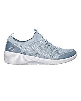 Skechers Arya Leisure Shoes Standard D Fit