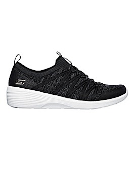 Skechers Arya Leisure Shoes Standard D Fit