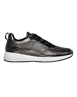 Skechers Bobs Squad Sparkle Life Sneaker Standard D Fit