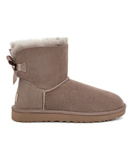 Ugg Mini Bailey Bow II Standard Fit