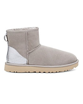 Ugg Classic Mini II Metallic Boots Standard Fit
