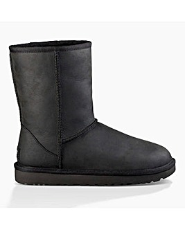 Ugg Classic Short Leather Boots Standard Fit