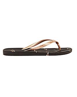 Joules Toe Post Sandals Standard D Fit