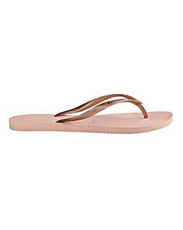Havaianas Slim Flip Flops Standard D Fit