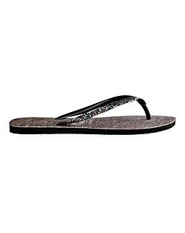 Havaianas Slim Carnival Flip Flops Standard D Fit