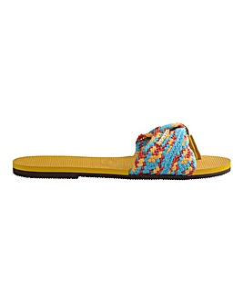 Havaianas You Saint Tropez Mesh Sandals Standard D Fit