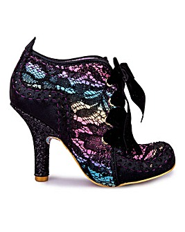 Irregular Choice Abigails Party Boots Standard D Fit