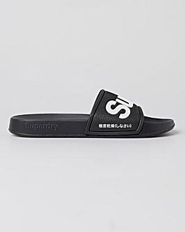 Superdry Eva Pool Slider Standard D Fit