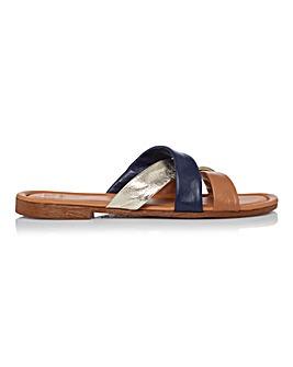 Dune Laurel Multi Strap Sandals Standard D Fit