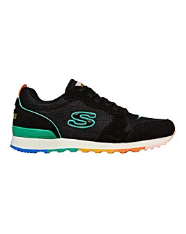 Skechers Walking Rainbow Shoes Standard D Fit