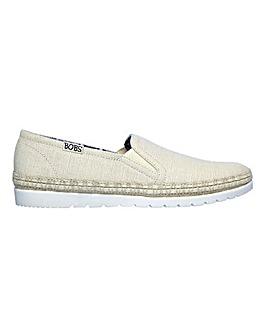 Skechers Flexpadrille 3.0 Dark Horse Shoes D Fit