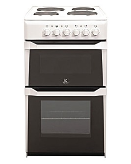 Indesit 50cm Electric Twin Oven Install