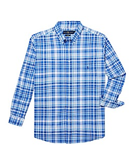 Ralph Lauren Mighty Poplin Check Shirt
