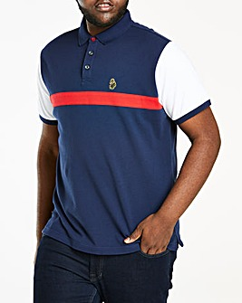 Luke Sport Fosbury Vintage Mix Stripe Polo Regular