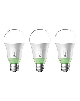 TP-Link Wi-Fi Smart Bulb E27 Triple Pack