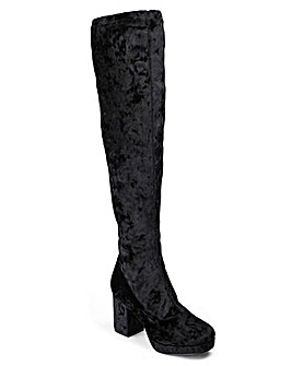 Over the Knee Boot Standard Fit
