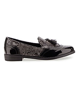 Jessica Tassel Loafers EEE Fit