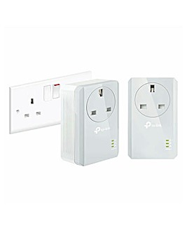 TP-Link Pass-through Powerline Kit