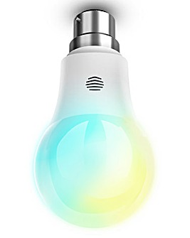 Hive Cool to Warm White Bayonet Light