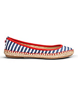 Butterfly Twists Gigi Espadrille D Fit