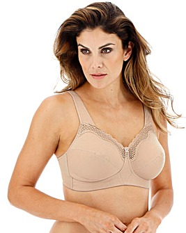 Bestform Cotton Comfort Non Wired Bra