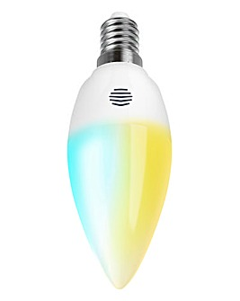 Hive Light Cool to Warm White Smart E14 Twin Pack