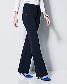 MAGISCULPT Bootcut Trousers Length Long