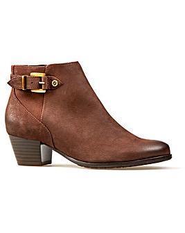 Van Dal Porter Boots Wide E Fit