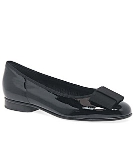 Gabor Assist Womens Ballerina Flats
