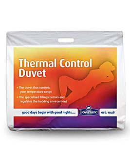 Downland Thermal Control Lightweight 4.5 Tog Duvet