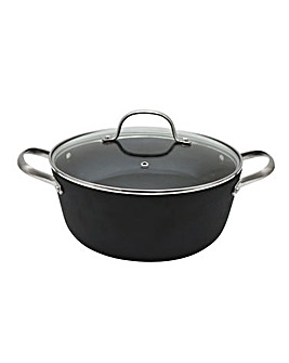 Hairy Bikers Cast Iron Casserole Dish