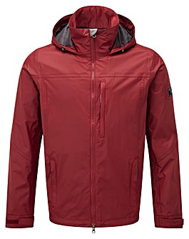 Tog24 Oak Mens Milatex Waterproof Jacket