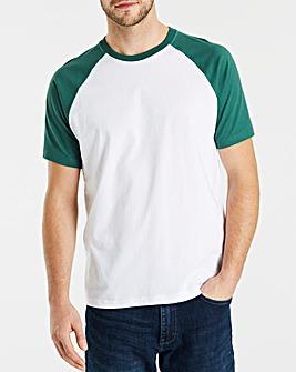 Capsule Raglan T-Shirt L