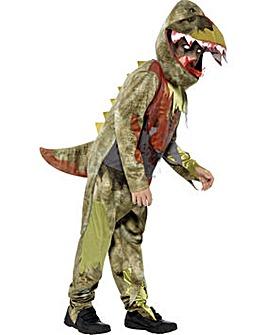 Halloween Boys Deathly Dinosaur Costume