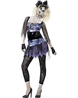 Halloween Ladies Zombie 80
