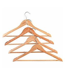 Beldray Wooden Hangers