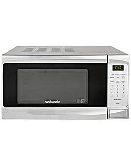 Cookworks 700W Standard Microwave EM7