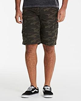 Camo Axel Cargo Shorts