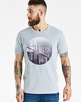 Jacamo Brooklyn T-Shirt Long