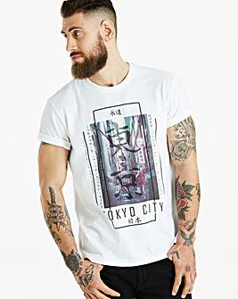 Jacamo Tokyo T-Shirt Long
