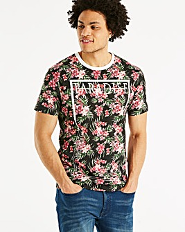 Jacamo Paradise T-Shirt Long