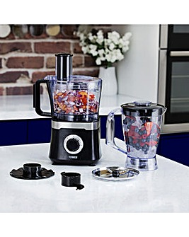 Tower 800W 1.5L Food Processor Black