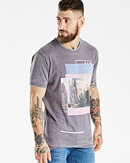 Jacamo City T-Shirt Long