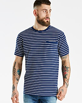 Yarn Dye Stripe T-Shirt Long